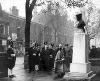 Carless VC memorial, Nov 1955 - 1421994